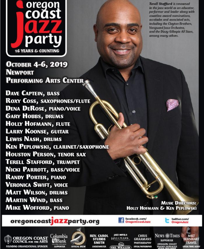 Oregon Coast Jazz Party Archives - Oregon Coast Council for