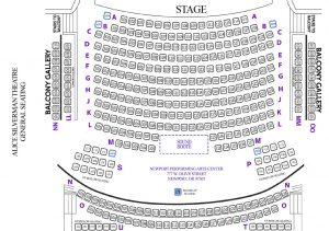 Tickets & Seating - Oregon Coast Council for the Arts